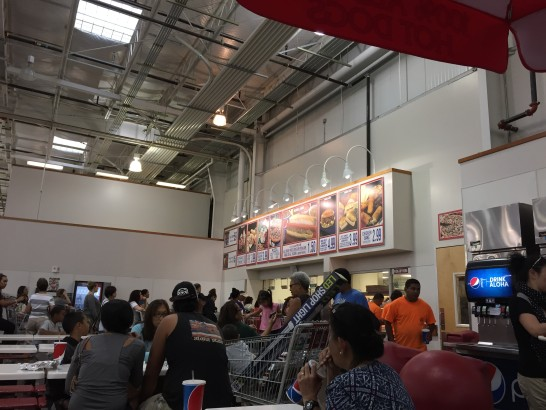 Costco_foodcourt_price_menu_ハワイ