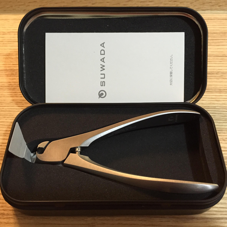 モノ好き。ブログ的ふるさと納税。スワダの爪切り クラシック(L) をお礼の品としていただいたのでレビューします。