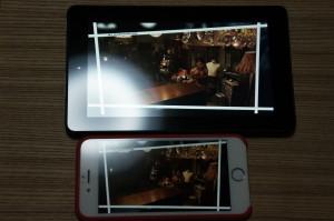 Fire vs iPhone 6