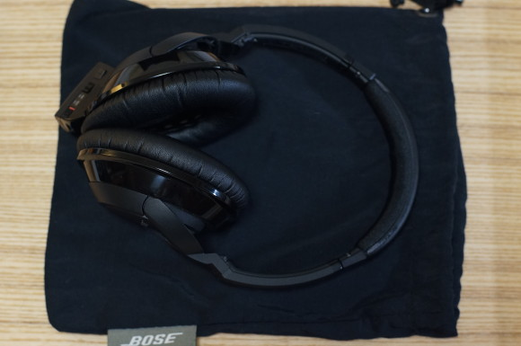 Bose AE2w with case