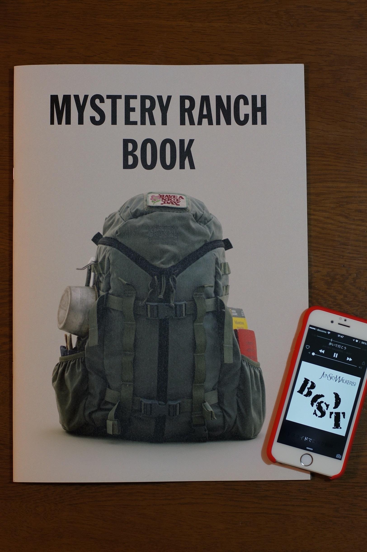 ムック本としての存在感が超絶カッコイイ!! MYSTERY RANCH BOOK ! これで君もランチャーズ(笑)