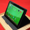 Xperia Z4 Tablet用カバー SCR32 を購入しました。質感良好で、少し重くなるけど安心です。