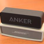 低価格! Anker SoundCore ポータブルワイヤレススピーカー をレビューします。