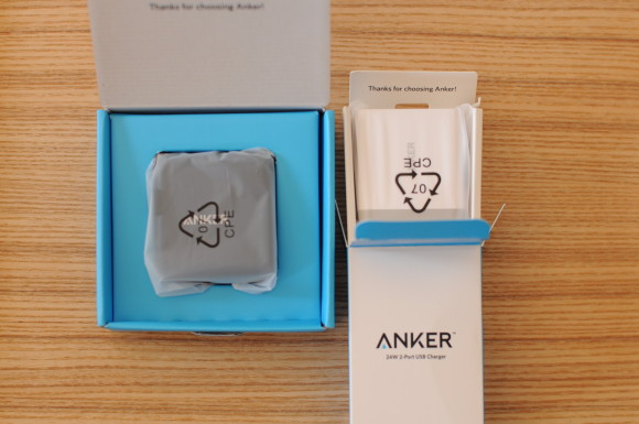 AnkerUSBCharger21