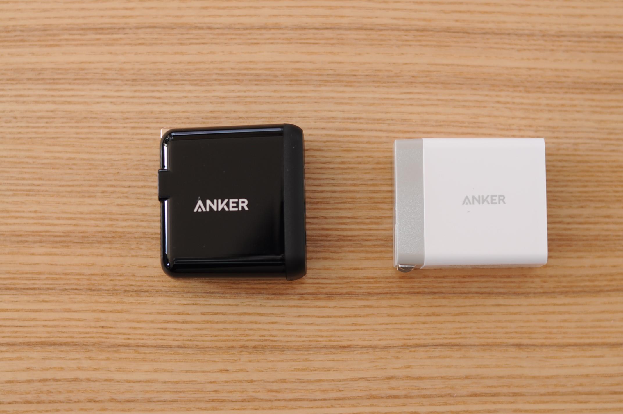 どれを選べば良いのか?Anker の 2ポートUSB急速充電器を二種類買ってみてわかった事。オススメはこっちだ!