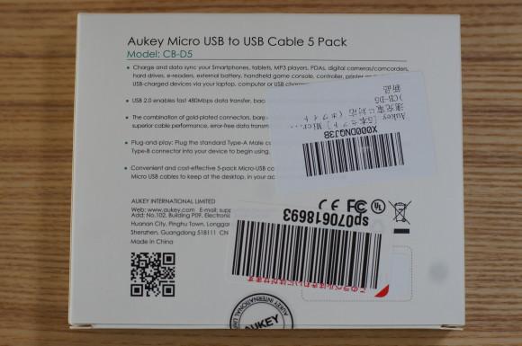aukeyMicroUSB2