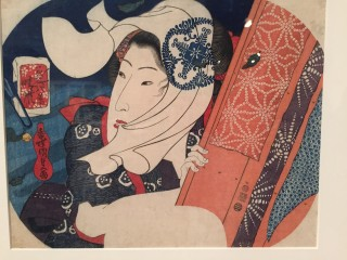 俺たちの国芳、わたしの国貞@Bunkamuraザ・ミュージアム グッズ品切れ注意報発令中