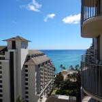 ハワイ エンバシースイーツワイキキビーチウォークの感想。