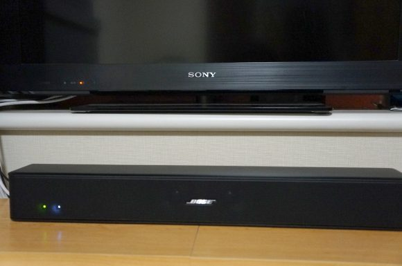 Bose solo 5 with TV