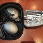 Bose QuietComfort 20と25 の購入前に要チェック!両方を自腹購入した僕がノイズキャンセリングヘッドホン比較をする。