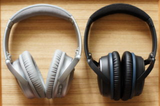 BOSE QC35 と QC25 とを徹底比較。似ているようで全く別物。全てが新設計だった!
