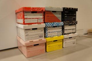 超キュートなボックス!Fellowes Bankers Box ミニ(101ボックス)が、ロフトにて先行販売されるぞ!