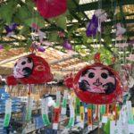 夏の風物詩「川崎大師風鈴市」(2016)で夏の涼を堪能。限定の風鈴情報も紹介します!