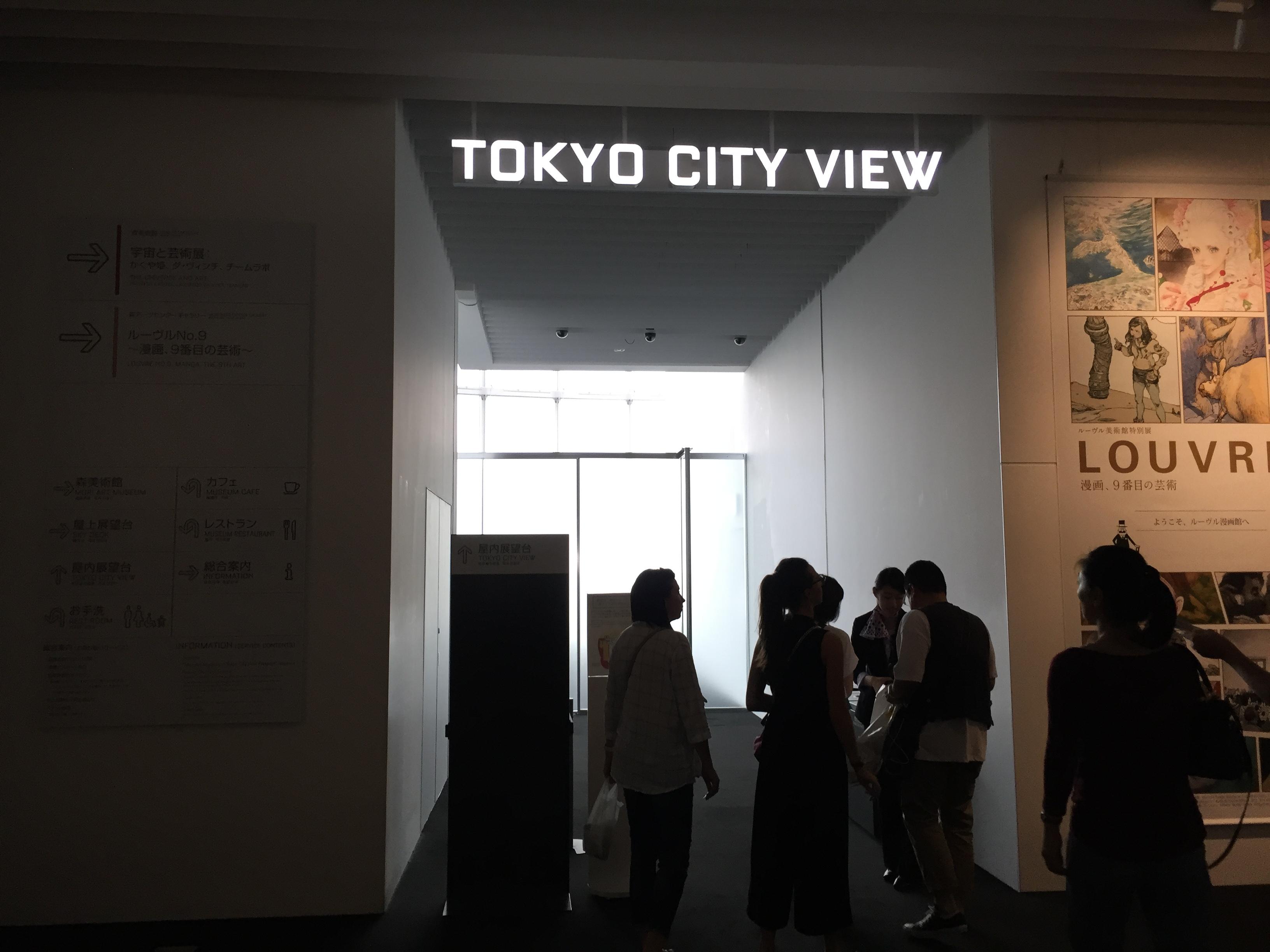 TokyoCityView