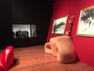 ダリ展@国立新美術館 に行ってきました!初日から結構混雑していました!