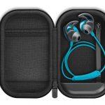 Bose SoundSport wireless headphones のバッテリーの持ちに不満のユーザーに!充電機能付き純正ケースがあります!(米国の話です)