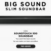 Bose SoundTouch 300 SoundBar が Pre-Order中。(米国Boseの話です)