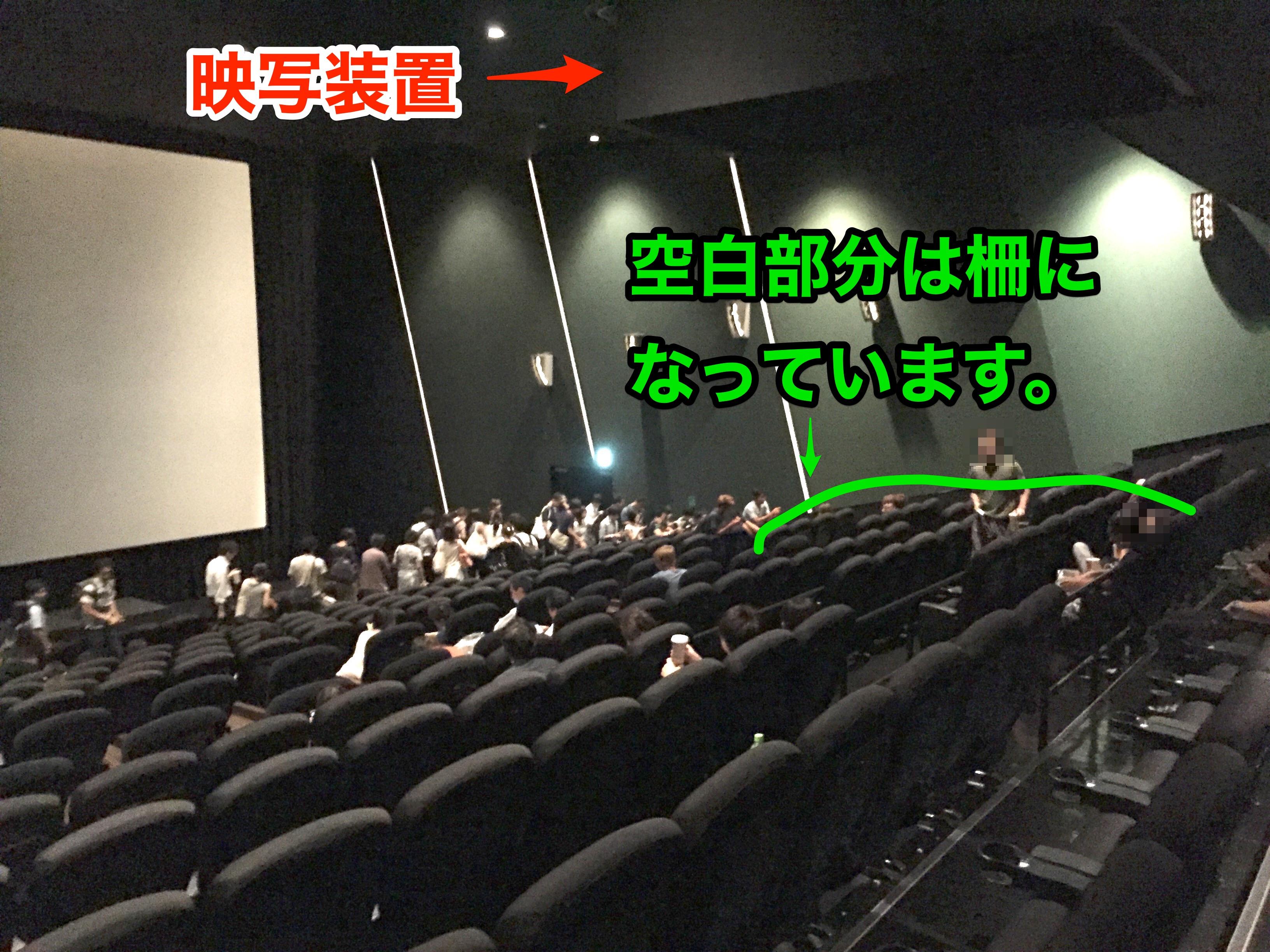 二子 玉川 シネマズ 109