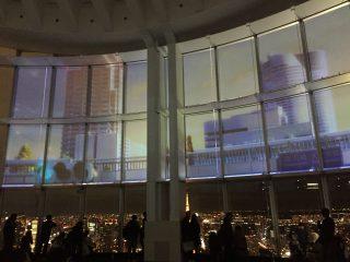 「星空のイルミネーション」@六本木ヒルズ 東京シティビュー。『君の名は。』新海誠監督作品と夜景のコラボ。魅力はそれだけじゃない!(更新しました)