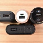 5000mAhクラスのモバイルバッテリー選び。Anker、Aukey、EC Technology どれがいいのか比較!