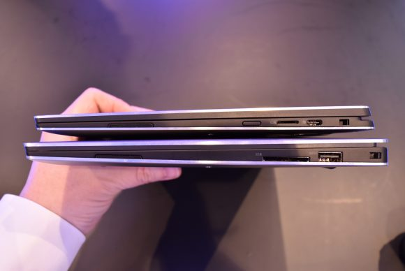 DELL xps vs 2in1