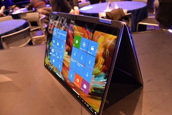 DELL new XPS 2in1