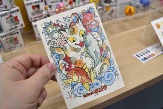 ロスト限定のVAG BOX1が バイロン、ネゴラ、干支のネコ のポストカード付き(BOXセットのみ、数量限定)で販売されます!