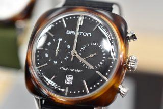 ブリストンの腕時計がロフトで販売。ブリストンって知ってる?これ結構カッコイイと思う!