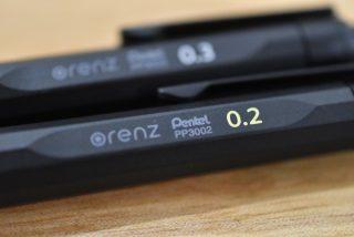 オレンズネロ「まだノックして消耗しているの?」。「自動芯出し」で筆記中はノック不要の画期的なシャープペン!欲しい方は見たら即買が吉!