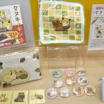【写真で紹介】「タヌキとキツネ」のグッズがロフトのネットストアで販売されます!