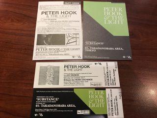 ジョイ・ディヴィジョン/ニュー・オーダーのピーターフックの来日公演チケットが発売。大切な事を伝えなければならない。