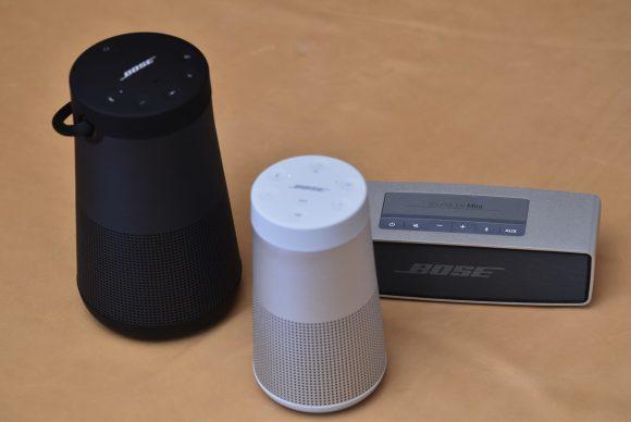 Bose SoundLink mini Revolve