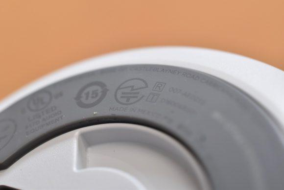Bose SoundLink Revolve技適マーク
