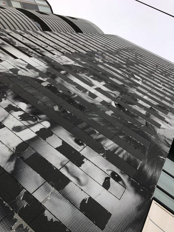 坂本龍一 設置音楽展 ワタリウム美術館 外観