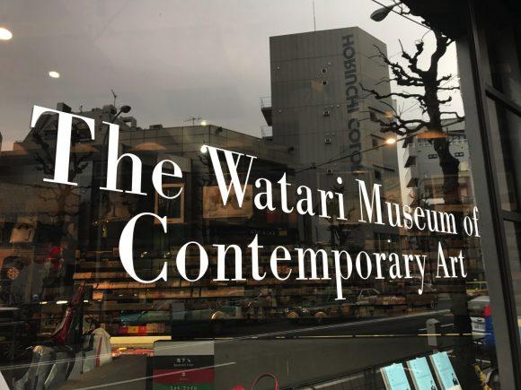 坂本龍一 設置音楽展 ワタリウム美術館 ガラス面
