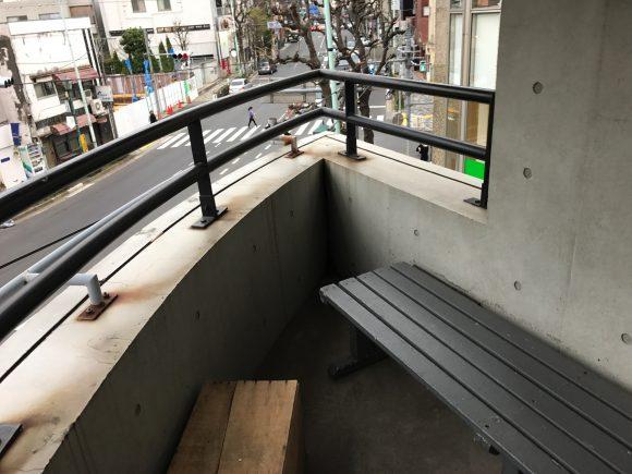 坂本龍一 設置音楽展 ワタリウム美術館 階段