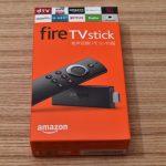 New Fire TV Stick を購入!これは良いモノだ!