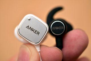 Anker SoundBuds Tag を購入。SoundBuds Slim と比較!