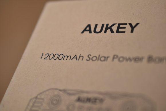 Aukey PB−P24 箱
