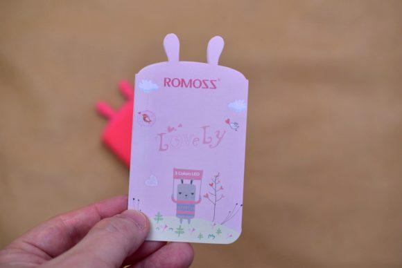 ROMOSS ELF 説明書