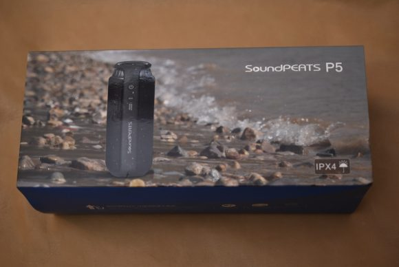 SoundPEATS P5 BOX