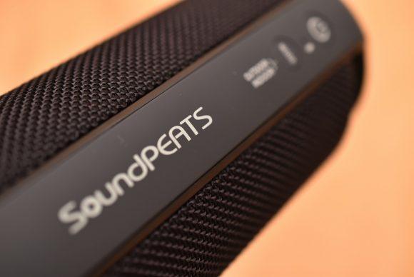 SoundPEATS P5 ロゴ