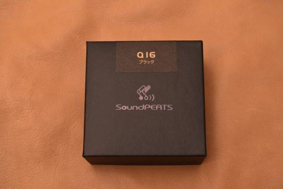 SoundPEATS Q16 ボックス