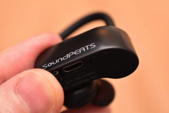 SoundPEATS Q16 外観