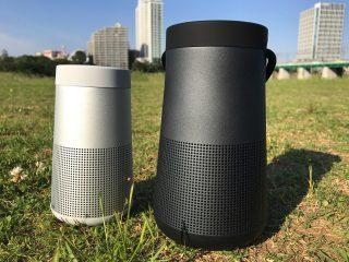 青空の下で試す Bose SoundLink Revolve/Revolve+。一ヶ月の試用からのオススメはどっち!?
