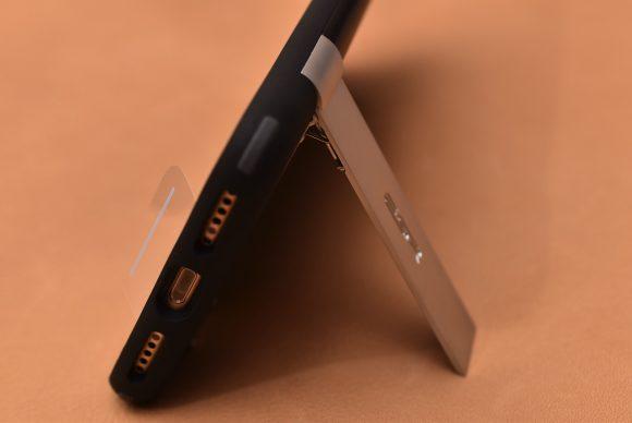 ESR iPhone7 カバー スタンディング