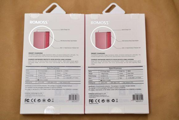 ROMOSS GT3