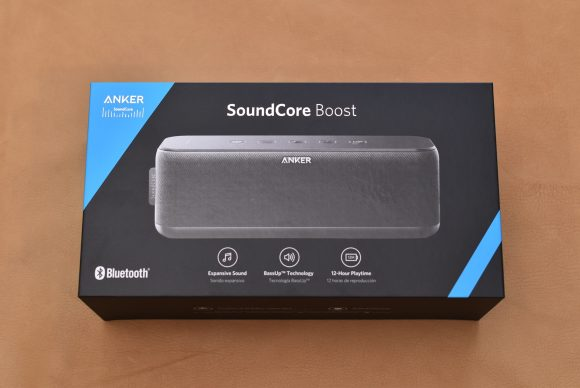 Anker SoundCore Boost 外箱
