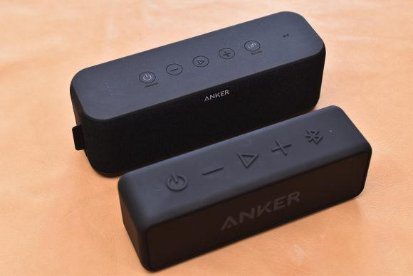 Anker SoundCore Boost 比較