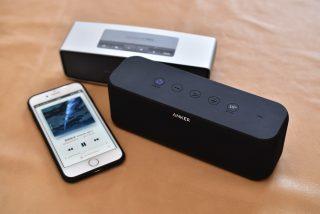 Anker SoundCore Boost レビュー。上品なデザインと低音調節機能がいい!